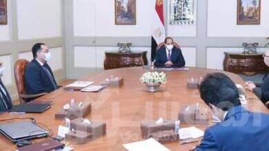 صورة وزير الزراعة: توجيهات الرئيس السيسي بسرعة الانتهاء من مشروع الدلتا الجديدة