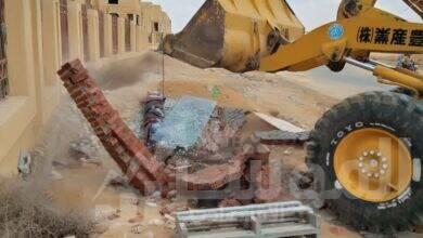 صورة رئيس جهاز القاهرة الجديدة: تنفيذ حملات لإزالة التعديات وضبط المخالفات بعدة مناطق
