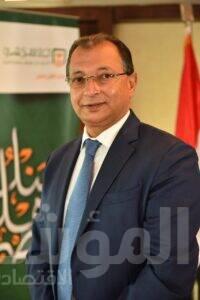كريم سوس الرئيس التنفيذي للتجزئة المصرفية والفروع بالبنك الأهلي المصري