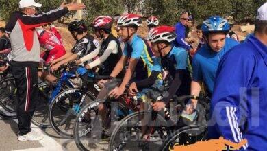صورة مدينة الفيوم الجديدة تستضيف ماراثون لسباق الدراجات لتشجيع الرياضة