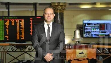 صورة رئيس البورصة المصرية يشارك فى ندوة صندوق النقد العربي واتحاد البورصات العربية