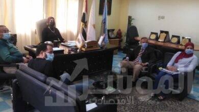 """صورة نائب رئيس جهاز """"خليج السويس"""" تتابع إعداد المخطط الاستراتيجي العام لمدينة السويس الجديدة"""