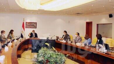 صورة وزير الإتصالات يستقبل الممثل المقيم للأمم المتحدة بالقاهرة