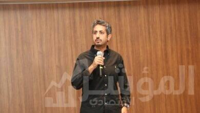 """صورة طلال العجمي في قائمة """"ارابيان بيزنس"""" لأقوى الشخصيات العربية عام 2021"""