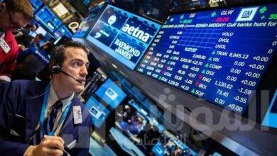 صورة تقلبات كبيرة للاسواق العالمية مدفوعة باستمرار عمليات البيع المكثفة في أسواق سندات الخزانة