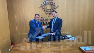 صورة عـرب ساتوآي بي جي يوقعان إتفاقية تعاون تجارية
