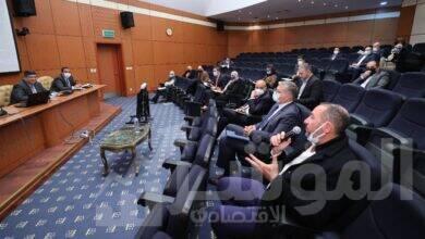 صورة وزارة الاتصالات وتكنولوجيا المعلومات  تعقد حوارات مجتمعية مع مشغلى المحمول وشركات التكنولوجيا المحلية والعالمية العاملة فى مصر