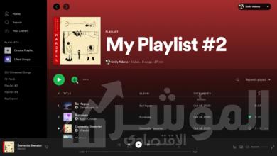 صورة Spotifyيعلن عن مزايا تحديث تصميم سطح المكتب ومشغّل الويب