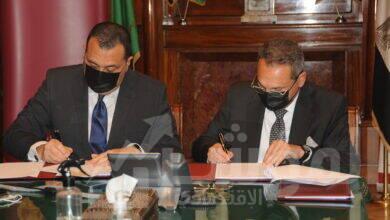 صورة بنك مصر يوقع على أول بروتوكول تعاون مع شركة تمويلي للمشروعات متناهية الصغر لميكنة المدفوعات والمتحصلات
