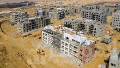 صورة مراكز توسع محفظة أراضي المشروعات السكنية بعد نجاح مشروع ديستريكت فايف في القطامية الجديدة