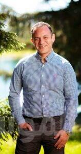 الخبير والمعالج النفسي حسام نبيل