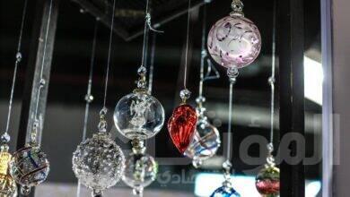 """صورة غداََ افتتاح معرض """"البازار"""" للمشغولات اليدوية"""