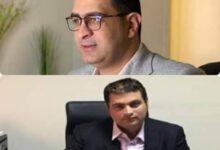 صورة شركه الاهرام العقاريه تنعي حادث قطاري سوهاج