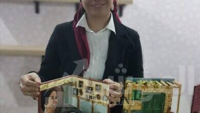 """صورة جهاز تنمية المشروعات يستعد لأفتتاح معرض """"البازار"""" للمشغولات اليدوية"""