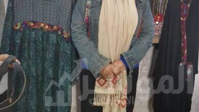 """صورة الحرف اليدوية للمرأة السيناوية و الحفاظ على التراث في معرض """"البازار"""""""