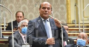 صورة طلب احاطة لوزير التنمية المحلية بشأن انتشار القمامة بالمعادى وطرة بمحافظة القاهرة