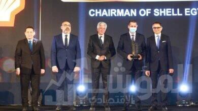صورة شل تفوز بجائزة BT 100 كالمستثمر الأكثر نمواً قي مجال البترول والغاز الطبيعي لجهودها في تطوير البنية التحتية لقطاع الطاقة المصري