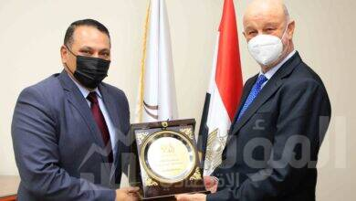 صورة رئيس شركة تنمية الريف المصرى الجديد يستقبل سفير دولة أسبانيا لدى القاهرة ويبحث معه سبل التعاون المشترك