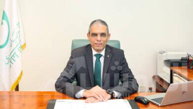 صورة تعيين أحمد منصور أميناً عاماً للهيئة القومية للبريد