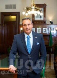 الاستاذ / محمد الاتربي - رئيس مجلس إدارة بنك مصر