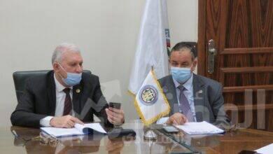 صورة الجمارك:التعاون مع إيطاليا نموذج يسعي وزير المالية لتطبيقه مع دول الاتحاد الأوروبي