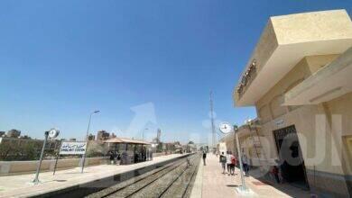 صورة الستوم تعلن بدء التشغيل التجاري لقطاع سمالوط كجزء من خط سكك حديد بني سويف-أسيوط في مصر