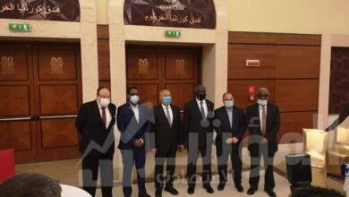 صورة وزير المالية :تكليفات رئاسية للحكومة بوضع كل إمكانات مصر تحت أمر السودان