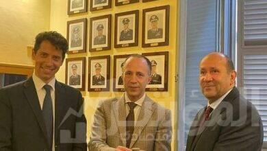 صورة مصر تسترد قطعتين أثريتين من إيطاليا