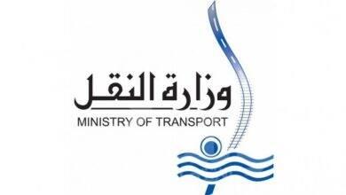 صورة وزارة النقل توضح حقيقة وجود وصلات خشبية تم ربطها بقضبان السكك الحديدية
