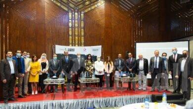 صورة تعاون بين استرازينيكا مصر و بلان انترناشيونال ايجيبت للعمل على الوقاية من الأمراض غير المعدية بين الشباب