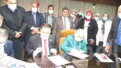 """صورة """"الإسكندرية للأعمال الهندسية """" تتعاقد مع الحكومة المصرية لتنفيذ محطة محولات المنصورية لتغذية المتحف المصرى الكبير"""