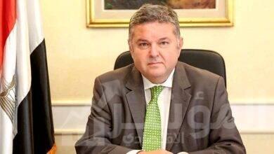 صورة وزير قطاع الأعمال العام: بدء أعمال لجنة تحديد مواقع محطات شحن السيارات الكهربائية بالجيزة