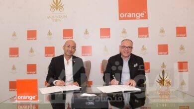 صورة اورنچ مصر توقع اتفاقية تعاون معشركة ماونتن فيو لتقديم خدمات الـ TRIPLE PLAY في مشروعاتها
