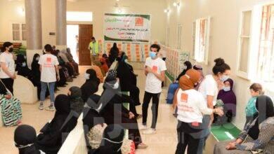 """صورة """"اورنچ مصر"""" تدشن حملاتها الخيرية في رمضان بتوزيع كراتين أغذية على الأسر الأكثر احتياجا في جميع محافظات الجمهورية"""