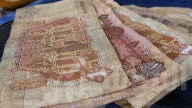 صورة البنك المركزي ينفي صحة ما تم تداوله حول إلغاء التعامل بفئة الجنيه الورقي