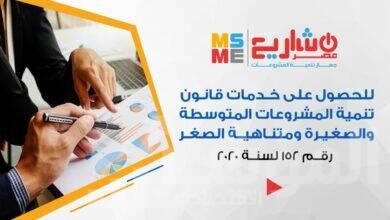 صورة خطوات حصول أصحاب المشروعات القائمة على شهادة تصنيف المشروع