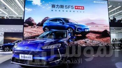 صورة هواوي تكشف النقاب عن سيارة SERES SF5 الكهربائية الذكية