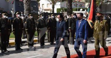 صورة مدبولى: الرئيس السيسي حريص كل الحرص على دعم كافة المشروعات التنموية التي تخطط حكومة الوحدة الوطنية لتنفيذها في كل بقاع ليبيا