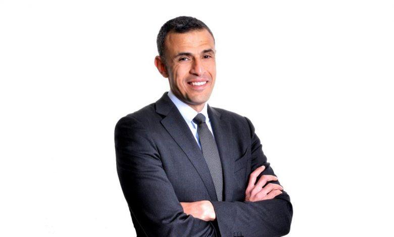 كريم عوض الرئيس التنفيذي للمجموعة المالية هيرميس القابضة
