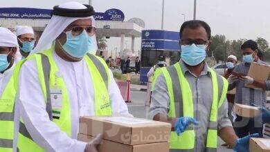صورة موانئ دبي العالمية – إقليم الإمارات وجافزا تحتفيان بيوم زايد للعمل الإنساني بإطلاق مبادرات مجتمعية وإنسانية