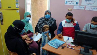 صورة مستقبل وطن أبنوب يستقبل الراغبين في التسجيل للحصول على لقاح فيروس كورونا