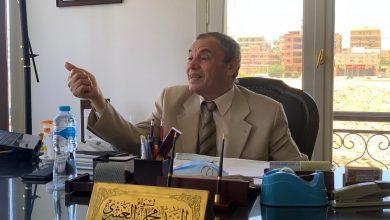 صورة رئيس شركة التعمير : الصعيد استعاد رونقه من خلال مبادرة حياة كريمة