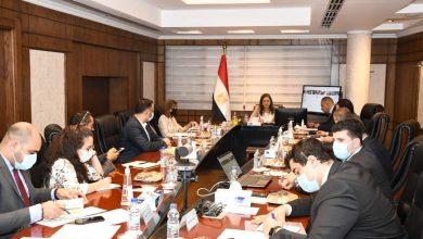 صورة السعيد تناقش البرنامج الوطني للإصلاحات الهيكلية مع بعثة صندوق النقد الدولي