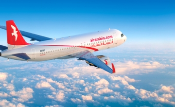 صورة العربية للطيران تطلق رحلاتها المباشرة إلى شرم الشيخ انطلاقاًمن الشارقة