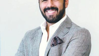 """صورة عمر عُطيفة يغادر منصب رئيس القطاع التجارى بـ"""" عامر جروب """" القابضة"""