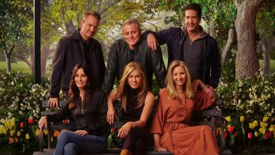 """صورة OSN تعرض حصرياً الحلقة الخاصة """"Friends: The Reunion"""""""