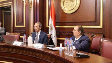 صورة الدكتور عمرو طلعت: 60 خدمة حكومية على منصة مصر الرقمية