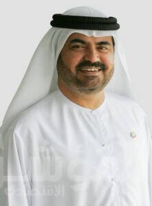 """المعلم، المدير التنفيذي ومدير عام موانئ دبي العالمية – إقليم الإمارات، والمدير التنفيذي لـ""""جافزا"""""""