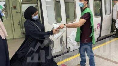 صورة هنفطر في المحطة.. مبادرة جديدة لبنك الطعام المصري بالتعاون مع وزارة النقل