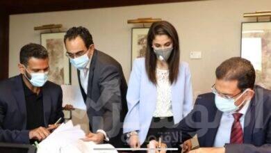 """صورة """"راية القابضة"""" توقع عقد بيع """"بريق"""" بقيمة 490.7 مليون جنيهمصري"""